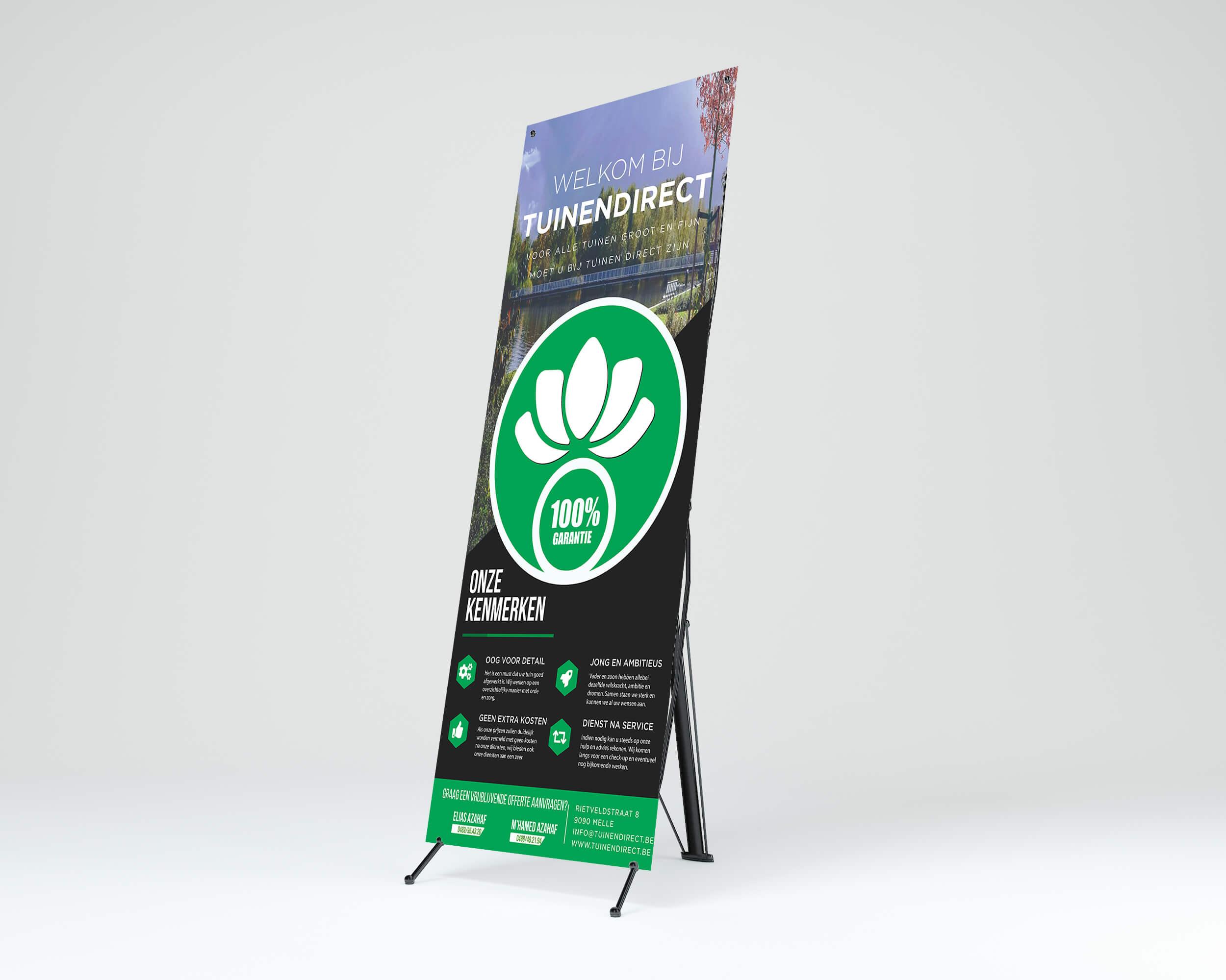 Tuinendirect banner